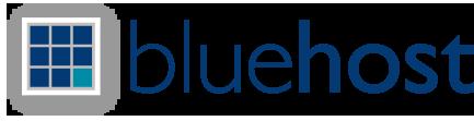 Bluehost Sponsor Logo